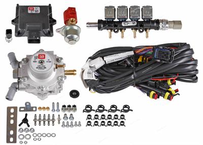 Комплект BRC Sequent 32/1 ALBA  (до 160 л.с.) + баллон 50 л (цилиндр) - фото 4503