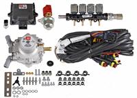 Комплект BRC Sequent 32/1 ALBA  (до 160 л.с.) + баллон 130 л (цилиндр)